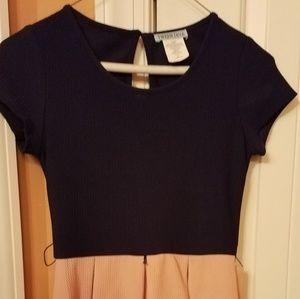 Girls dress never worn but no tags
